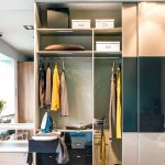 sliding wardrobes in Belfast by fusion robes
